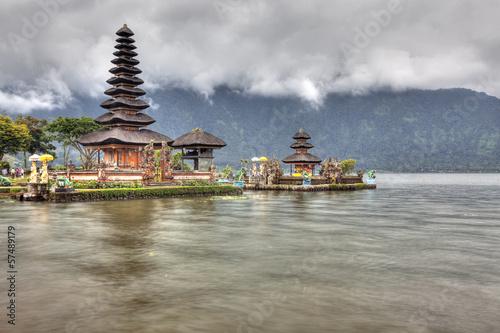 Aluminium Prints Indonesia Ulun Danu Temple
