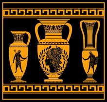 Hellenic Jugs. Second Variant