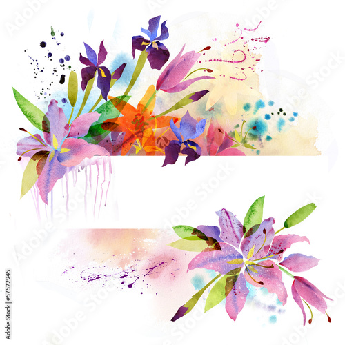 kwiecisty-tlo-z-akwarela-kwiatami