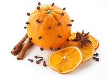 Nelken-Orange