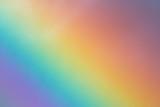 Fototapeta Rainbow - A real rainbow