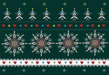 Ludowy Wzór Na Boże Narodzenie