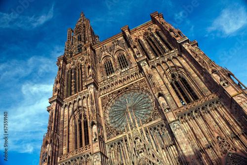 Strasbourg, Dom Fototapete