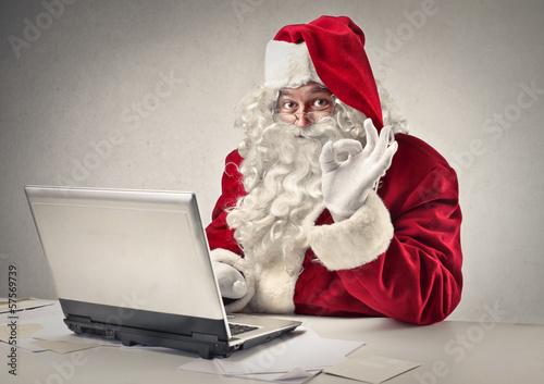 Foto-Doppelrollo - Christmas bookings (von olly)