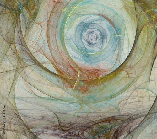 abstrakcjonistyczny-fractal-tla-biel