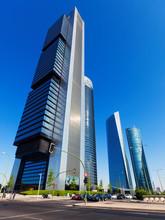 Cuatro Torres Business Area. M...