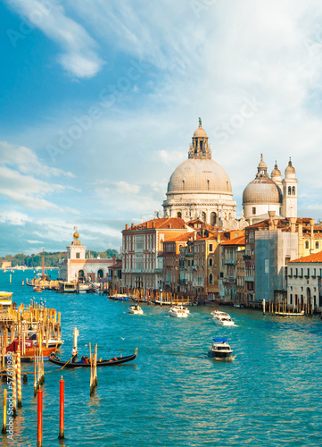 Cadres-photo bureau Venice Gorgeous view of the Grand Canal, Venice, Italy