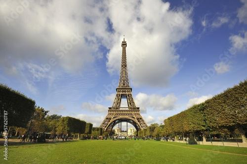 Poster Paris Eiffel Tower