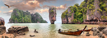 James Bond Island, Phang Nga, ...