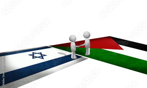 Photo Conflit Israélo-palestinien
