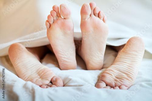 Photo  sex, sleep  together