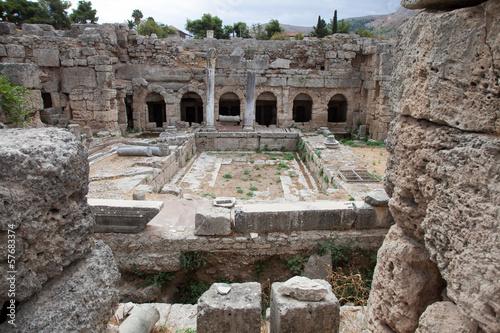 Valokuva  Corinth Ruins