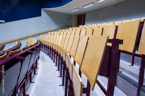 Fototapeta Auditorium obraz na płótnie