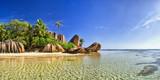 Beautiful beach in Seychell island