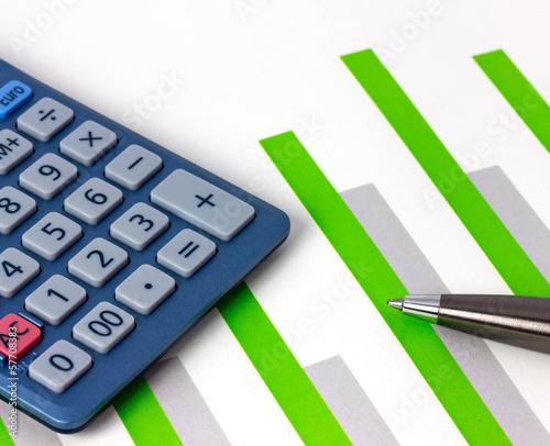 Fényképezés Statistik mit Taschenrechner