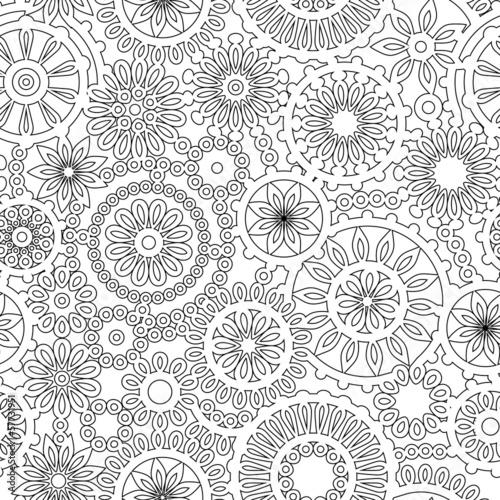 abstrakcjonistyczny-geometryczny-filigree-bezszwowy-wzor-czarny-i-bialy