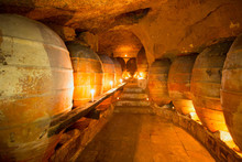Antique Winery In Spain With C...