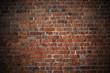 Hintergrund - Ziegelsteinmauer Alt