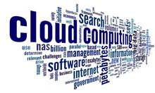 Cloud Computing In Word Tag Cloud