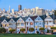 The Painted Ladies Of San Fran...
