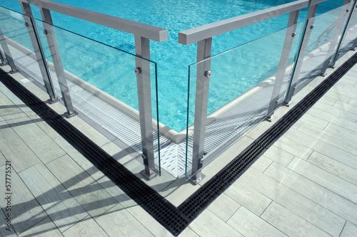 Canvas-taulu piscina