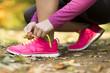 Autumn runner