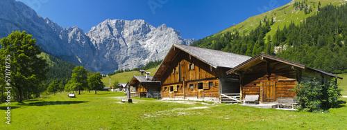 Fotografia panorama landscape in bavaria