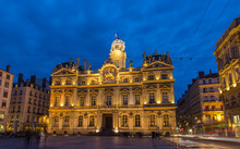 Hotel De Ville (City Hall) In ...