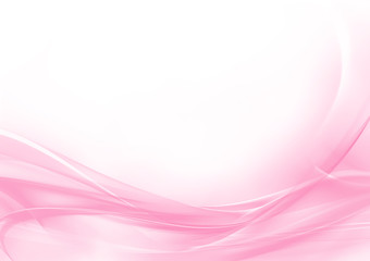 Abstract pastel pink and white background