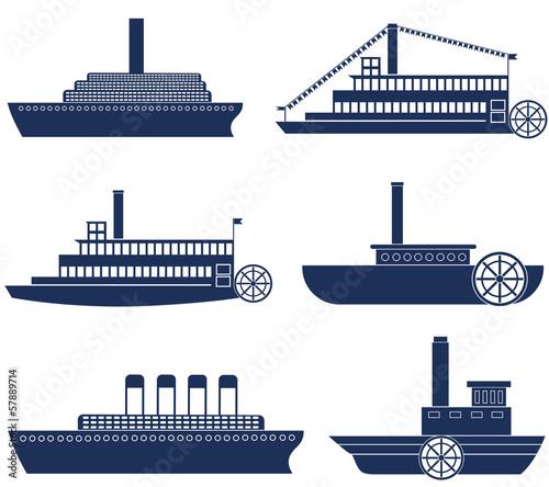 Photo Steamship