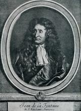 Jean De La Fontaine, French Fa...