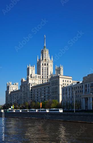 фотография  Kotelnicheskaya Embankment Building. Moscow, Russia