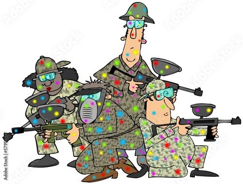 grupa-paintballistow-komiks