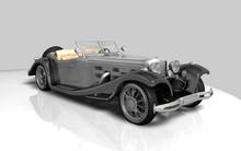 3d Car Oldtimer