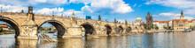 Karlov Or Charles Bridge And R...