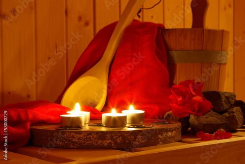 Fotografia  Sauna