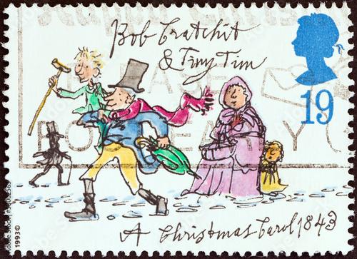 Poster  Bob Cratchit and Tiny Tim (United Kingdom 1993)