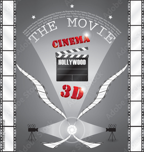 фотография 3D Movie in Cinema