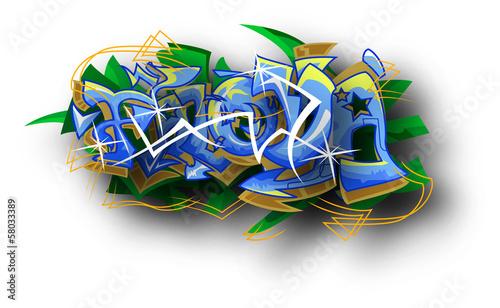 The Graffiti Art Of Falova