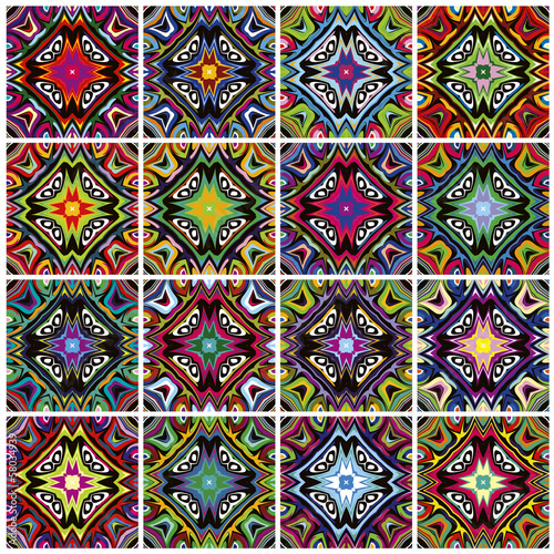 Native American Patterns With Spiritual Symbols Buy This Stock