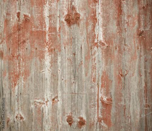 Fototapeta premium Malowane drewno