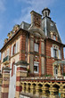 France, city of Cabourg in Normandy