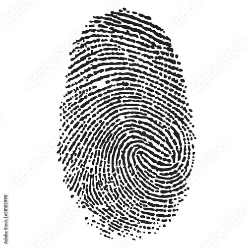 Photo FINGERPRINT ICON