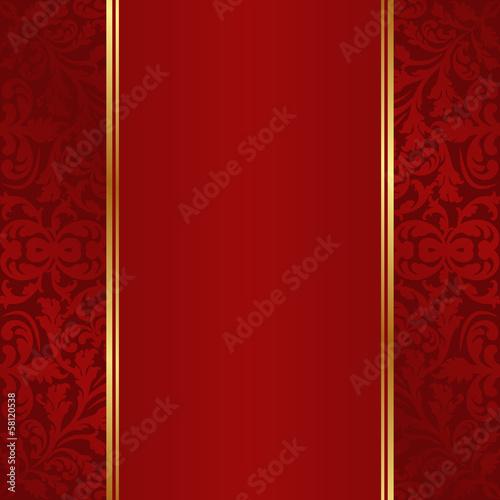 dark red background - 58120538