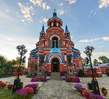 Our Lady Of Kazan Church, Irku...
