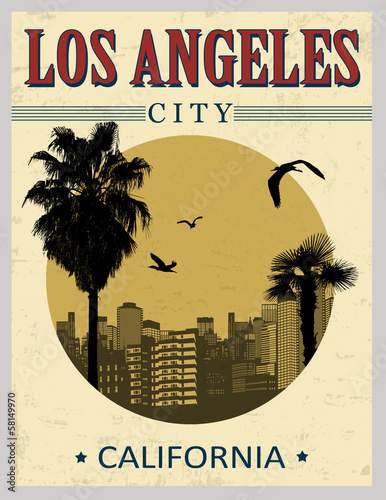 plakat-z-los-angeles