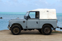 Land Rover Series II 88 On Ait...
