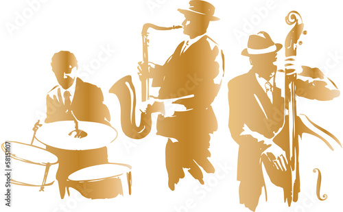 Photo  Jazz Trio