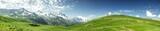 Panorama Mont-Blanc