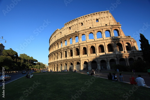 Photo  Colosseum, Rome, Italy